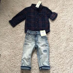 Boys 12 mos outfit